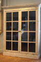 A pair of French Antique cabinets/bookcases - picture 6