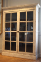 A pair of French Antique cabinets/bookcases - picture 7
