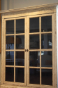 A pair of French Antique cabinets/bookcases - picture 8