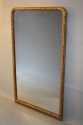 C19th rope twist arch top overmantle - picture 3