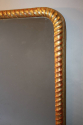 C19th rope twist arch top overmantle - picture 4