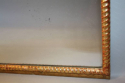 C19th rope twist arch top overmantle - picture 5
