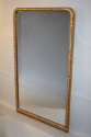 C19th rope twist arch top overmantle - picture 6