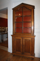 Narrow Dutch Oak cabinet - picture 2