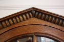 Narrow Dutch Oak cabinet - picture 3