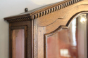 Narrow Dutch Oak cabinet - picture 4