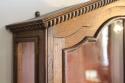 Narrow Dutch Oak cabinet - picture 4