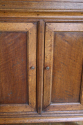 Narrow Dutch Oak cabinet - picture 5