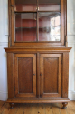 Narrow Dutch Oak cabinet - picture 7