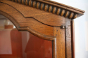Narrow Dutch Oak cabinet - picture 8