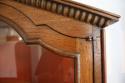 Narrow Dutch Oak cabinet - picture 8