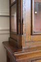 Narrow Dutch Oak cabinet - picture 9