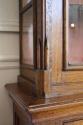 Narrow Dutch Oak cabinet - picture 9