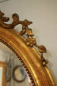 19thC gilt oval mirror - picture 5
