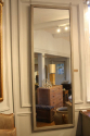 Single tall painted Oak mirror - picture 5