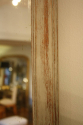 Single tall painted Oak mirror - picture 6