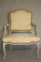 French antique pair of late C19th fauteuils - picture 2