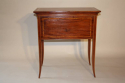Mappin & Webb inlaid fold away drinks cabinet, c1910 - picture 3
