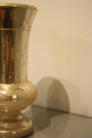 A medium sized mercury glass vase, French c19 - picture 2