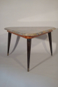 Vintage Italian 1950`s marble side table. - picture 1