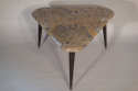 Vintage Italian 1950`s marble side table. - picture 3
