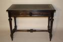 Ebonised French Napoleon III desk, c1860 - picture 3