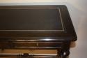 Ebonised French Napoleon III desk, c1860 - picture 8
