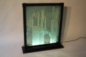 A large Mirror light box, c1970 - picture 1