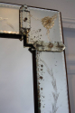 1920`s rectangular Venetian mirror with etched detail. - picture 4