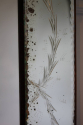 1920`s rectangular Venetian mirror with etched detail. - picture 6