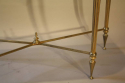 An elegant marble and gilt metal console - picture 4