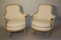 A Pair of French Bergere Chairs. - picture 2