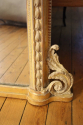 Large Victorian English Overmantle Mercury Gl - picture 9