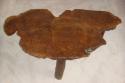 Antique table,  English Burr Elm wood. - picture 2