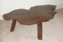 Antique table,  English Burr Elm wood. - picture 7