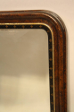 Small English curved edge mirror - picture 5