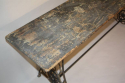 Victorian sewing machine long table/console - picture 6