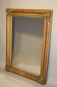Rectangular rope twist and ridge mirror - picture 2