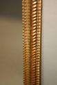 Rectangular rope twist and ridge mirror - picture 5
