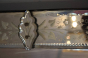 Antique Venetian rectangular mirror - picture 5