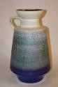 1970`s German ceramic vase - picture 1