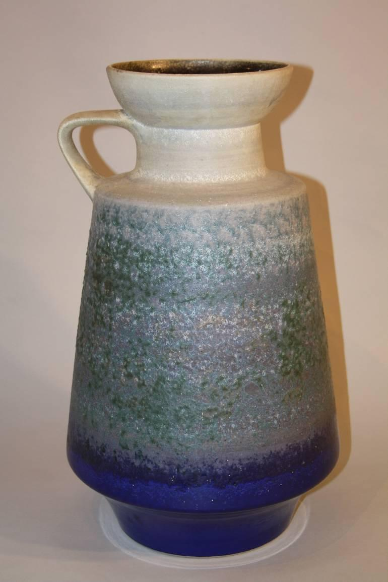 1970`s German ceramic vase