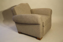 A pair of French 1930`s club chairs - picture 2