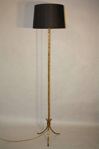 Attr to Bagues floor lamp