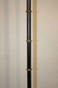 Black and gold floor lamp - picture 6