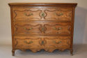 C18th carved Oak chest of drawers - picture 2