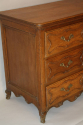 C18th carved Oak chest of drawers - picture 7