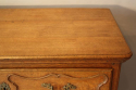 C18th carved Oak chest of drawers - picture 9