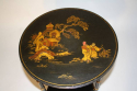 Two tier Chinoiserie decorated side table, C20th - picture 3