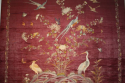 Antique hand embroidered Chinese/Japanese textile, C19th - picture 1